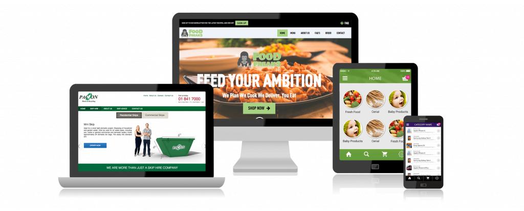 Web Design & Digital Marketing Agency Dublin Ireland